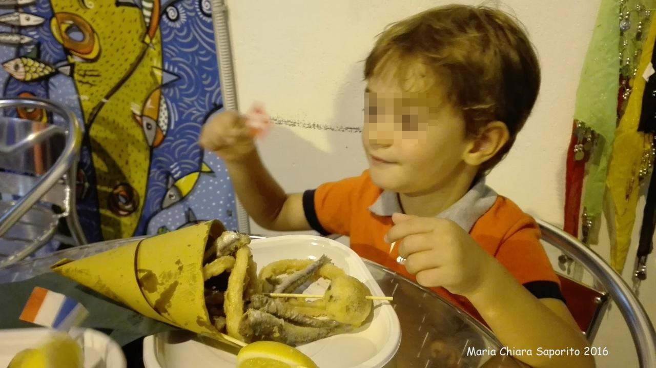 Dove mangiare ad Agropoli - La Saracena