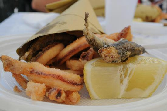 Dove mangiare ad Agropoli - Cuopperia Sale e Pepe
