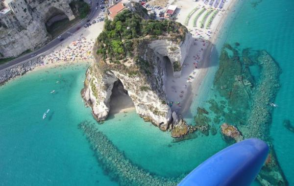 spiaggia marina del convento tropea