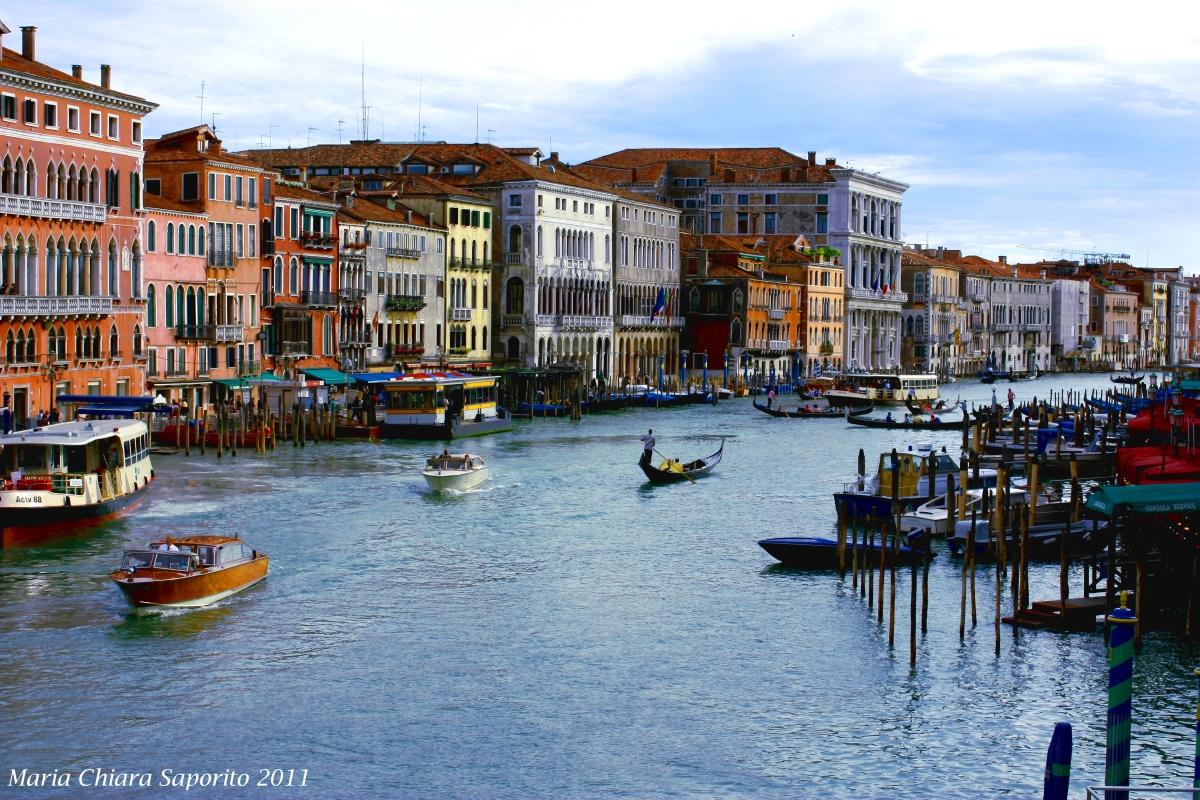 Venezia in un giorno: a piedi nellaSerenissima