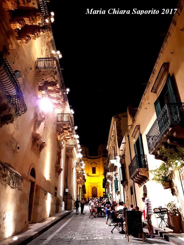 Sicilia Orientale - NOTO