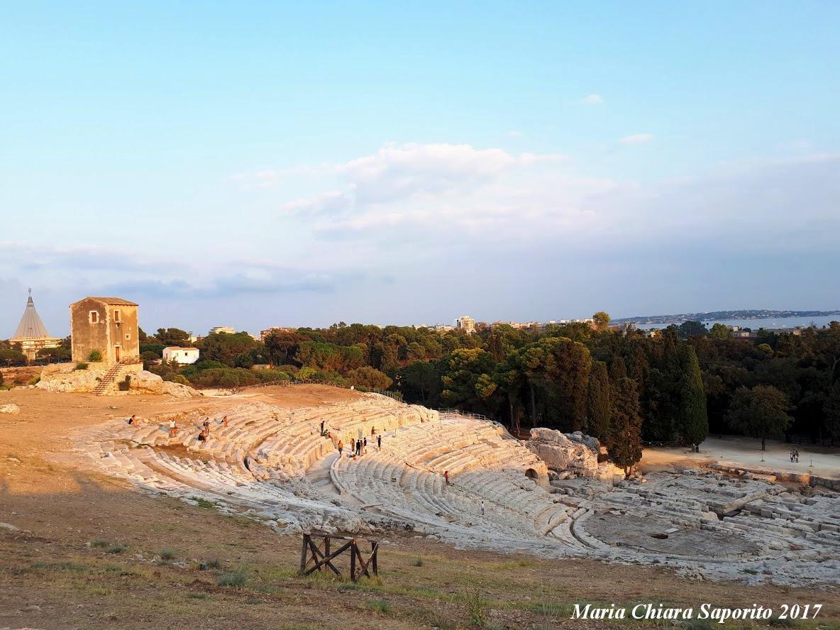Siracusa Orientale - Parco Archeologico della Neapolis di Siracusa