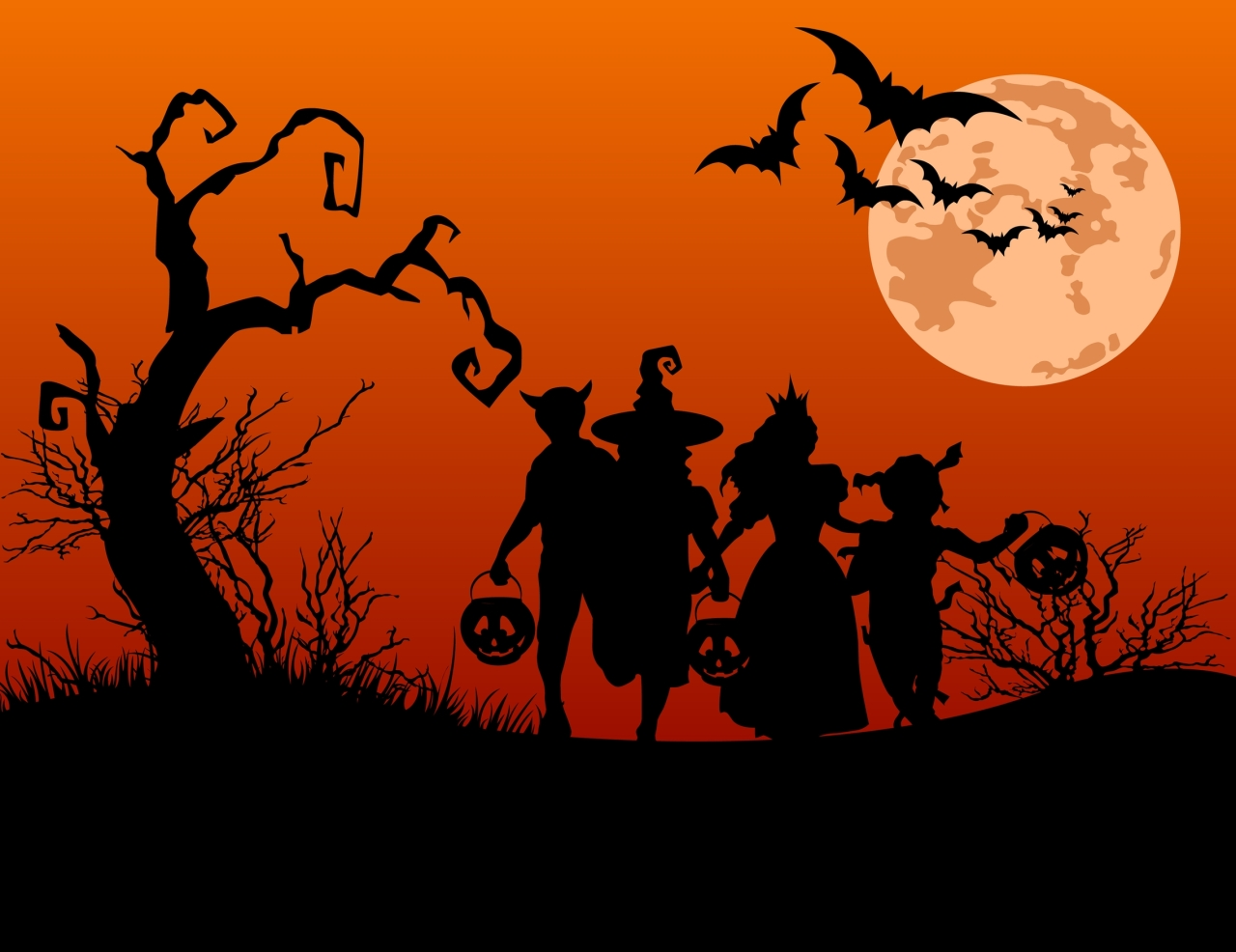 Cosa fare ad Halloween con i bambini - gli eventi più originali in Italia