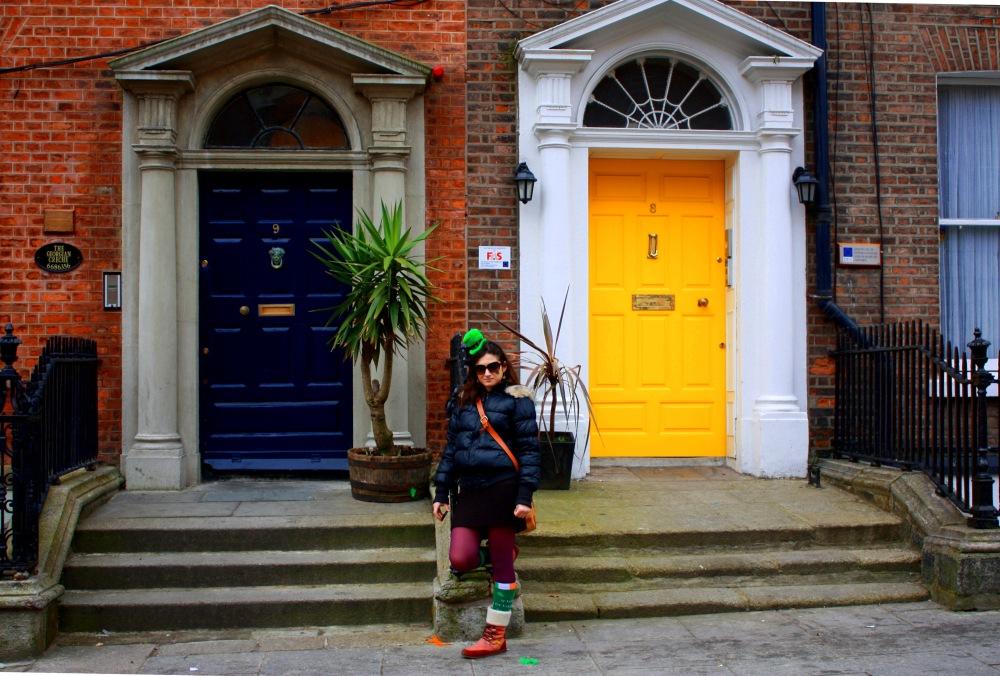 Dublino cosa vedere Merrion Square