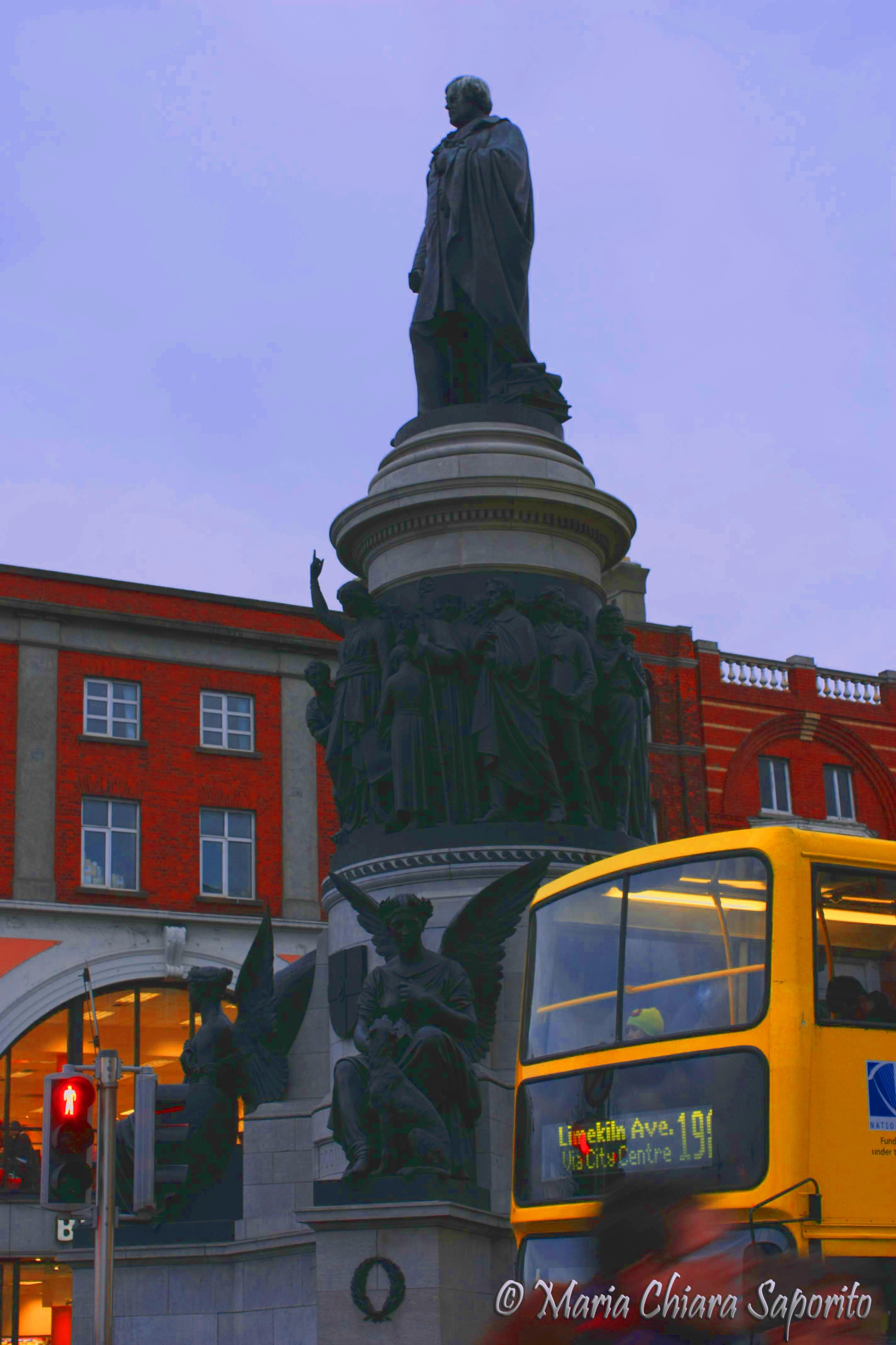 Dublino Cosa Vedere O'Connell Street