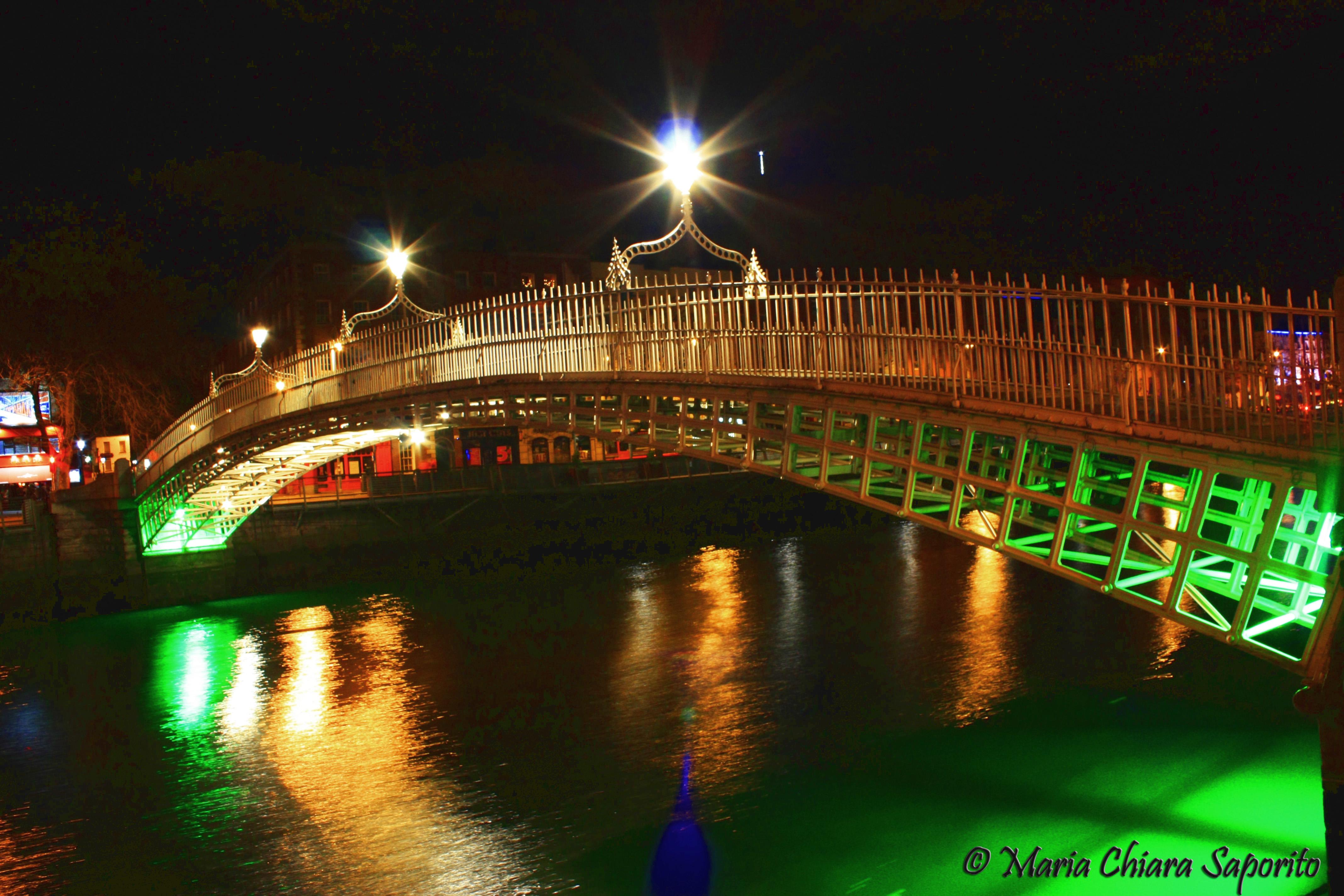 Dublino cosa vedere Ha'Penny Bridge