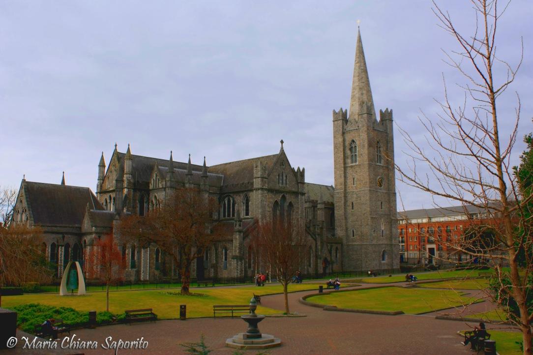 Dublino cosa vedere St. Patrick's Cathedral