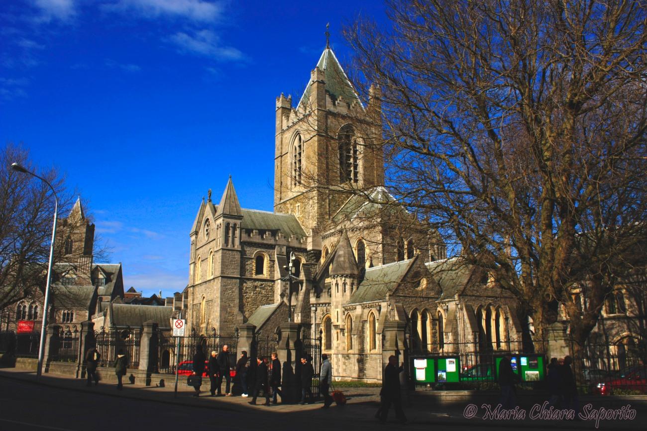 Dublino cosa vedere Christ Church Cathedral