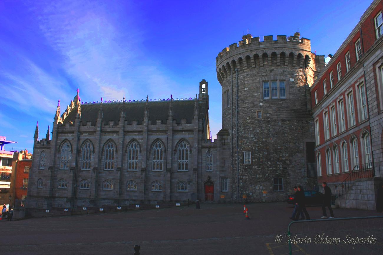 Dublino cosa vedere il Castello di Dublino