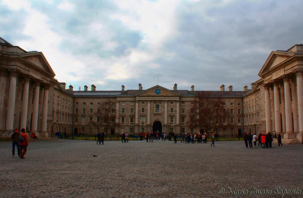 Dublino cosa vedere Trinity College