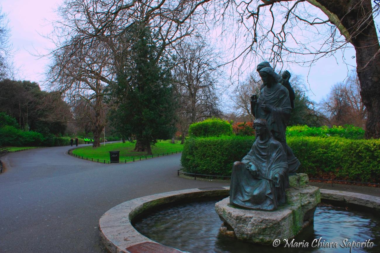 Dublino cosa vedere St. Stephen's Green