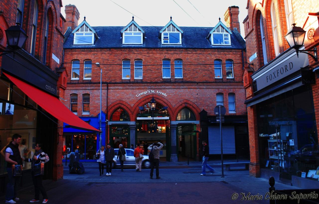 Dublino cosa vedere George's Street Arcade Market