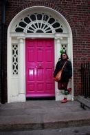 Un magico S. Patrizio a Dublino 2010)