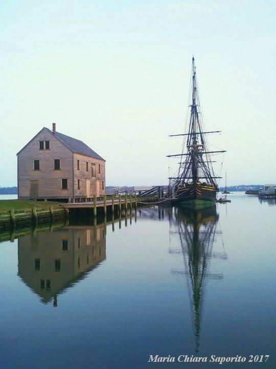 Tour di Salem New England città delle streghe