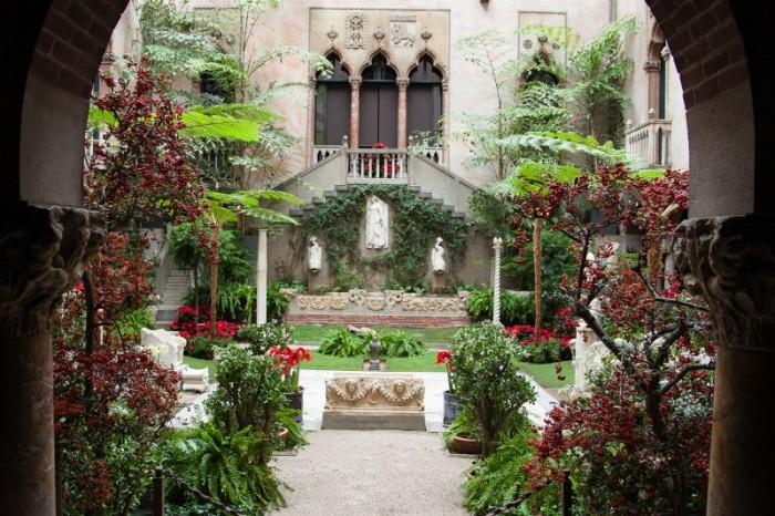 Boston Isabella Stewart Gardner Museum