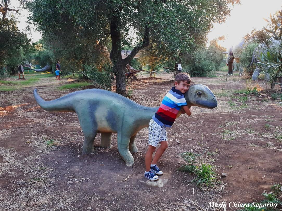 Jurassic Park a Vieste World of Dinosaurs