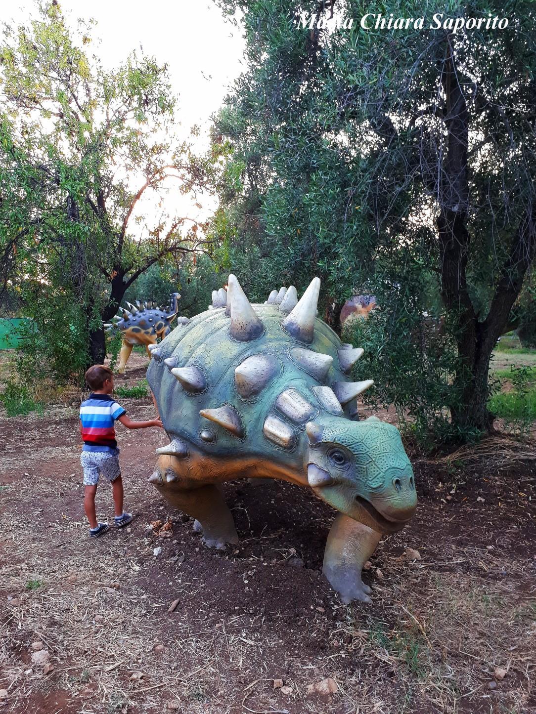 Jurassic World a Vieste World of Dinosaurs
