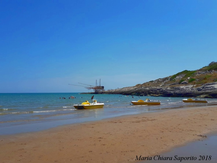 vieste spiagge san lorenzo