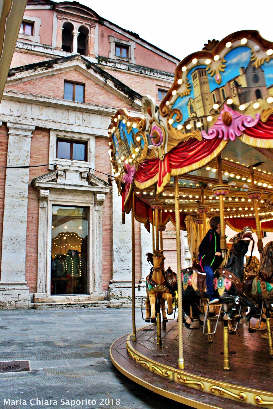 il Carosello di Corso Vannucci - Perugia