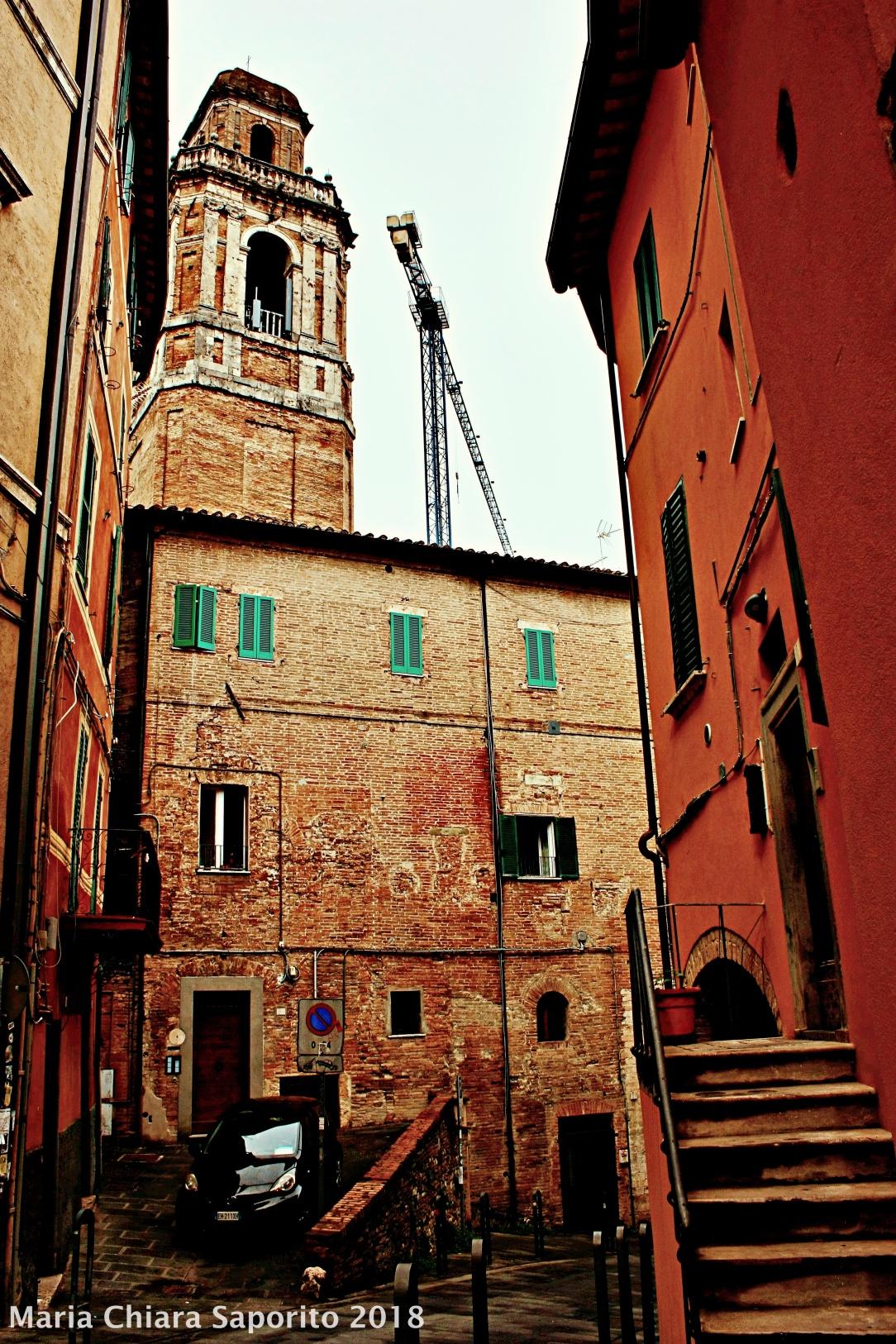 Monastero di Santa Maria Nuova - Perugia