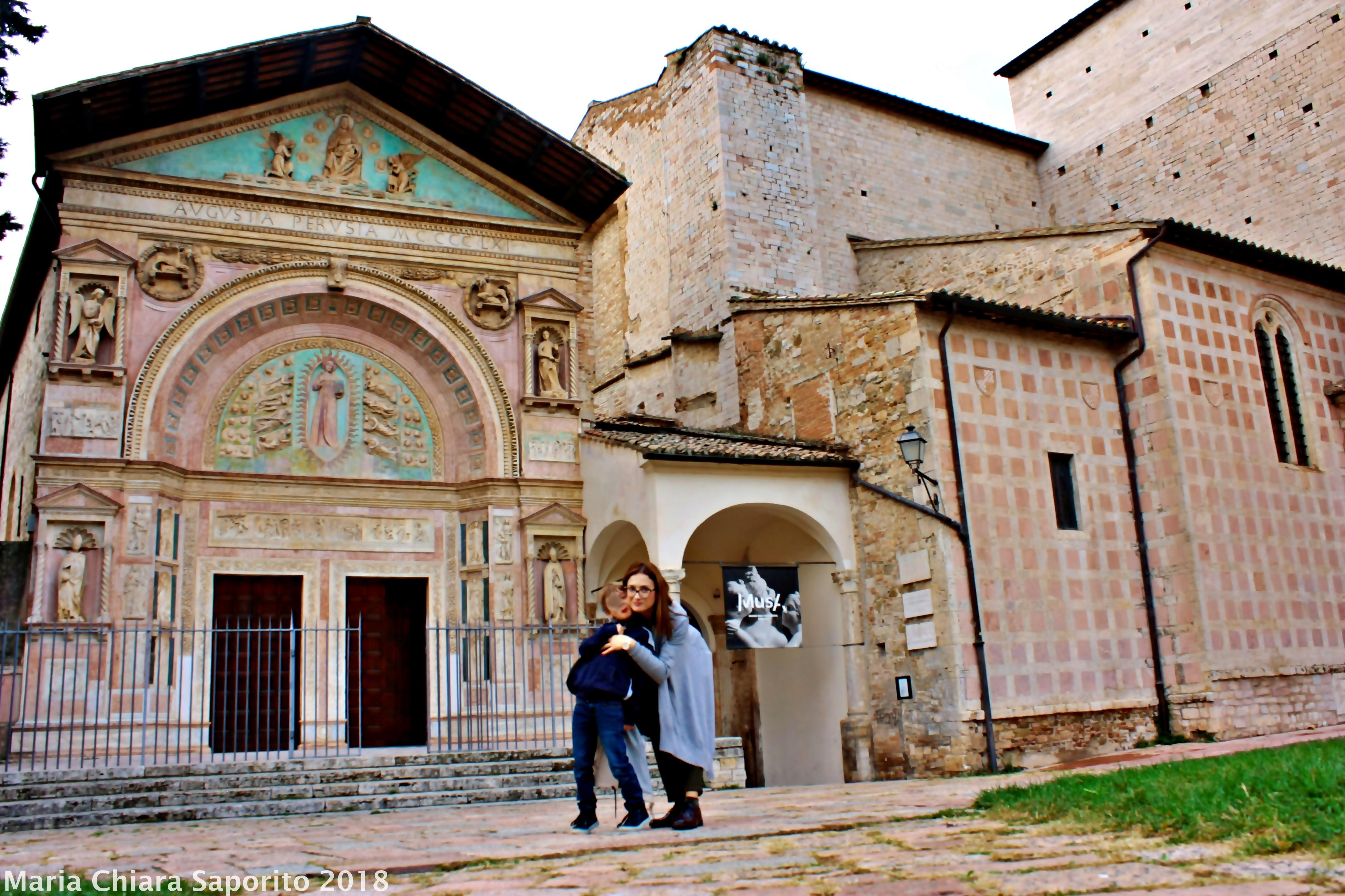 Oratorio di San Bernardino a Perugia