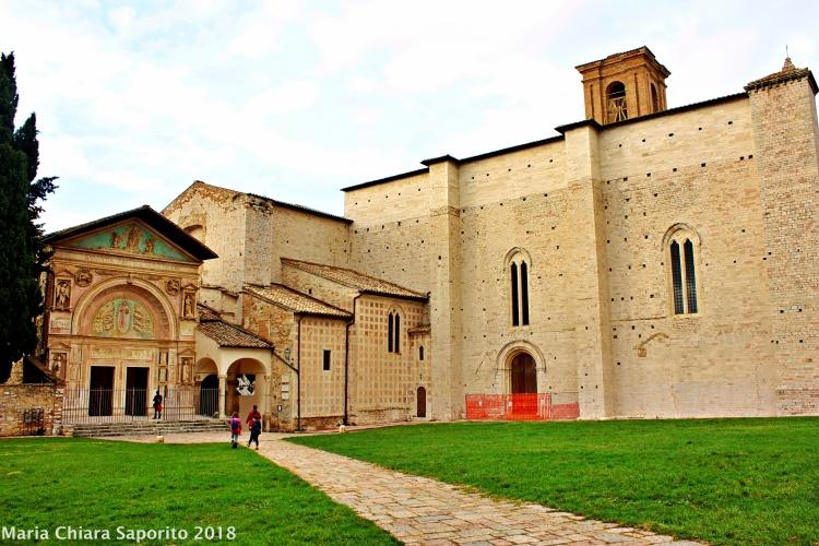 Oratorio di San Bernardino Perugia