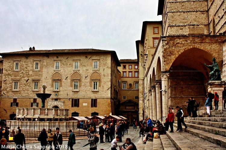Perugia cosa vedere