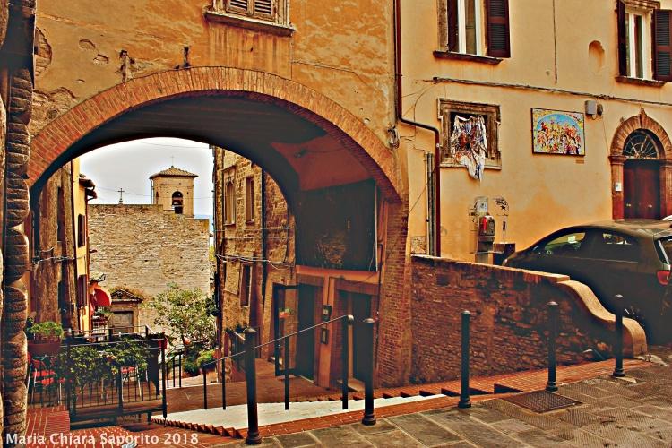 Via della Viola - Perugia