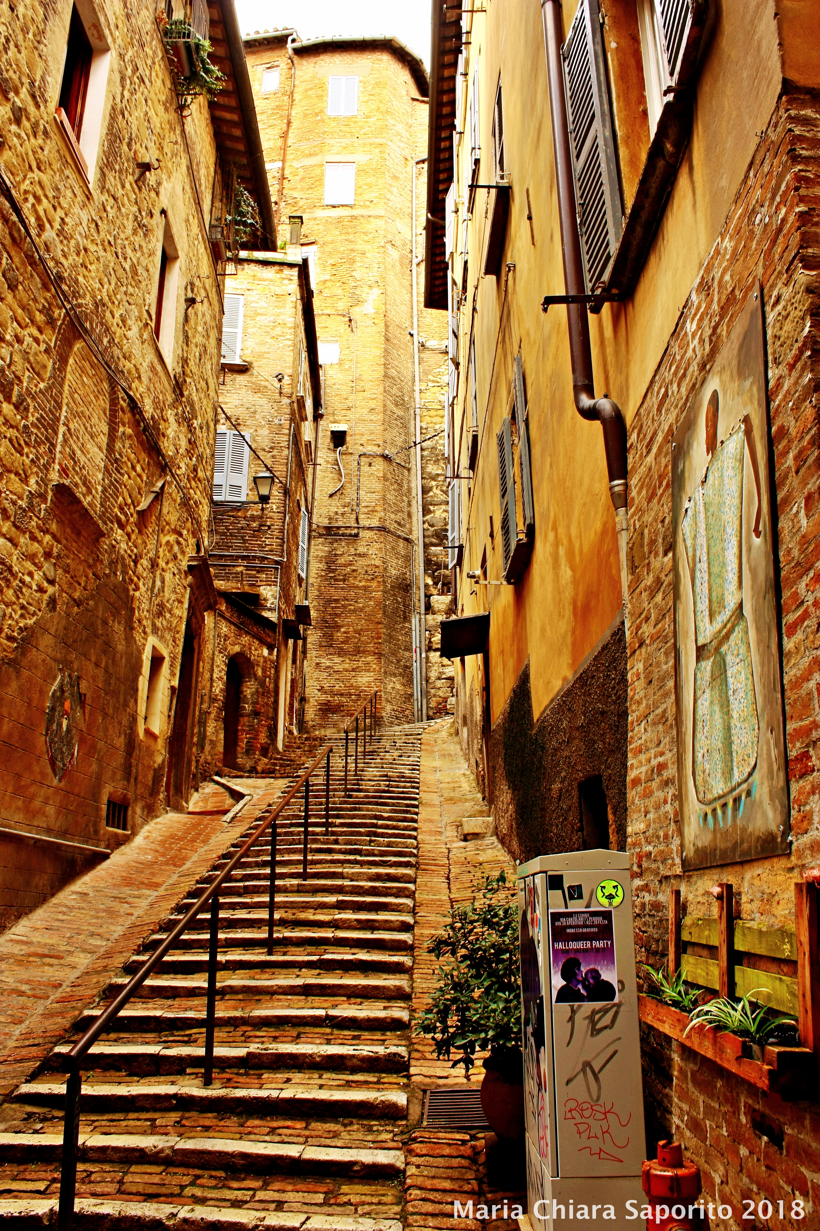 Via dell'Acquedotto Romano - Perugia.JPG