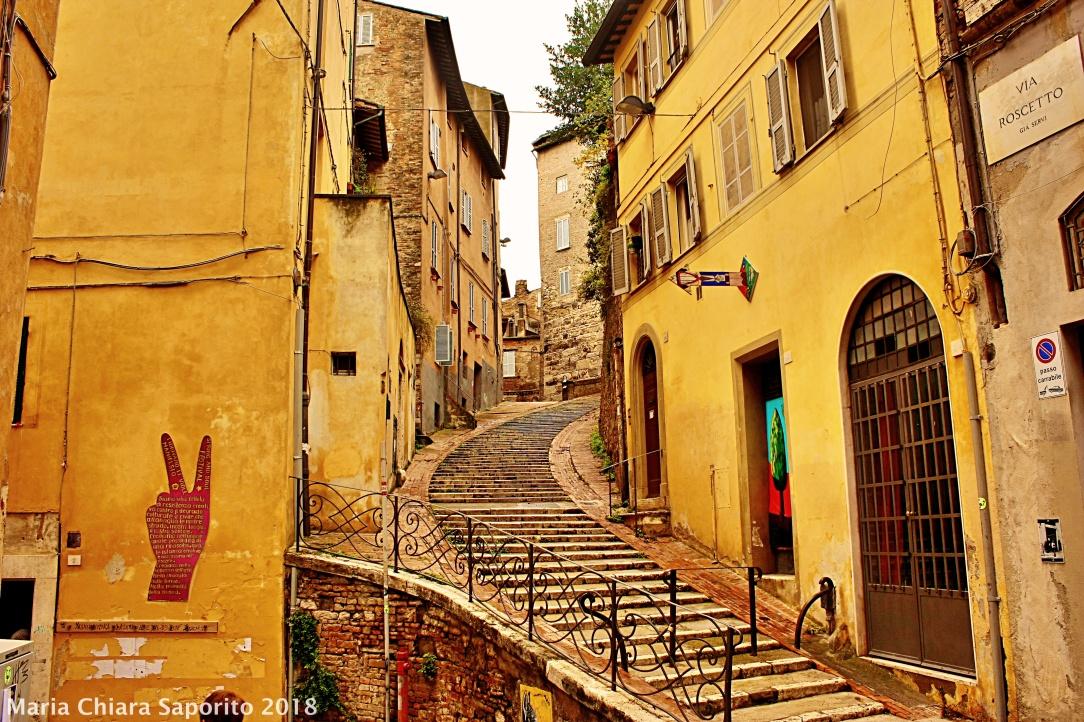 Via dell'Acquedotto - Perugia