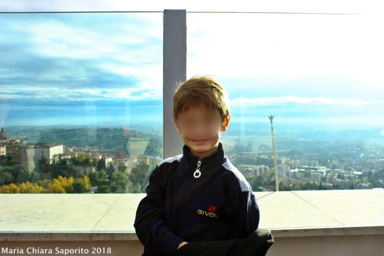 visitare le Torre degli Sciri con i bambini Perugia