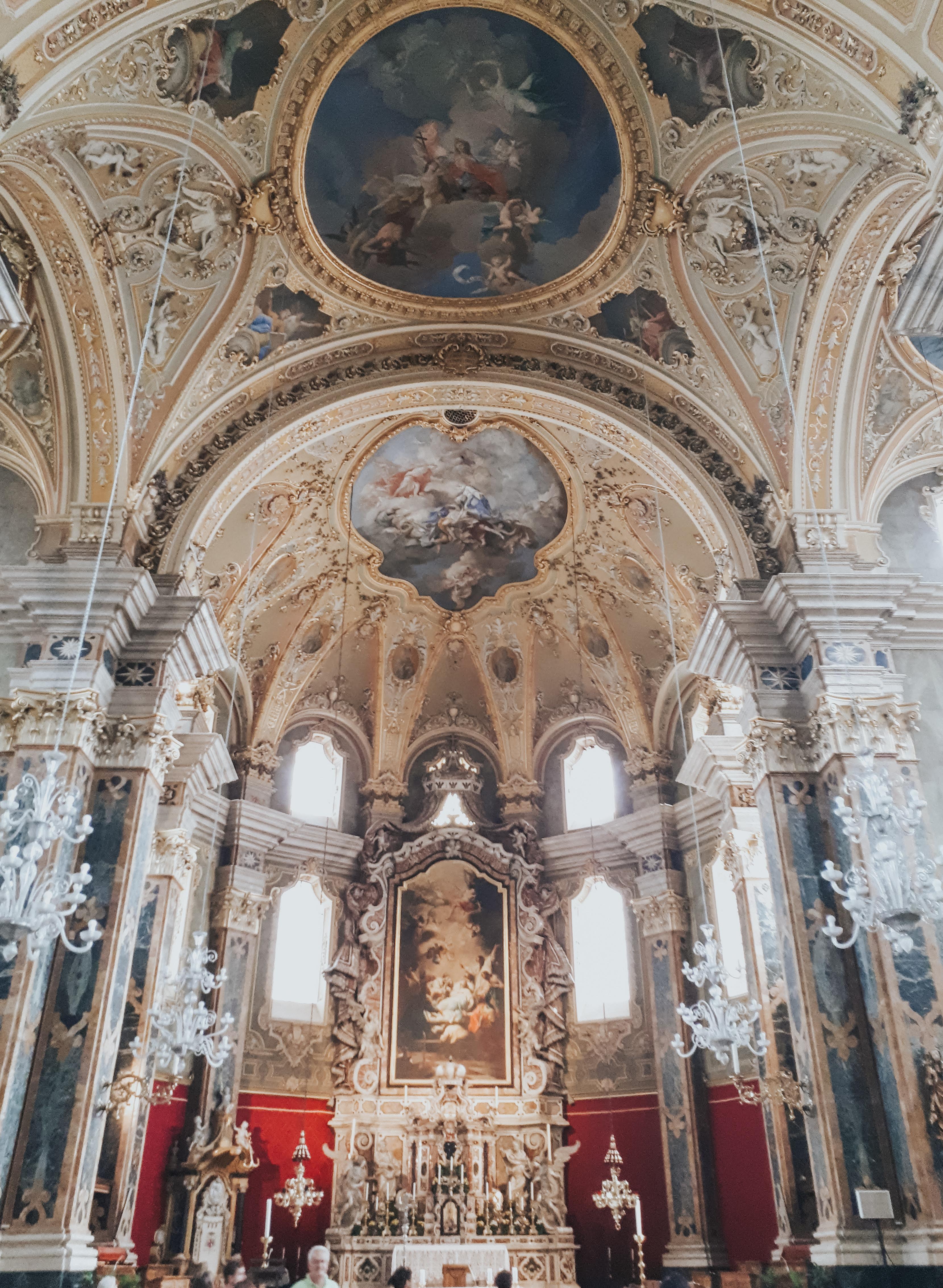 Bressanone cosa vedere: gli incredibili affreschi che impreziosiscono l'imponente Duomo