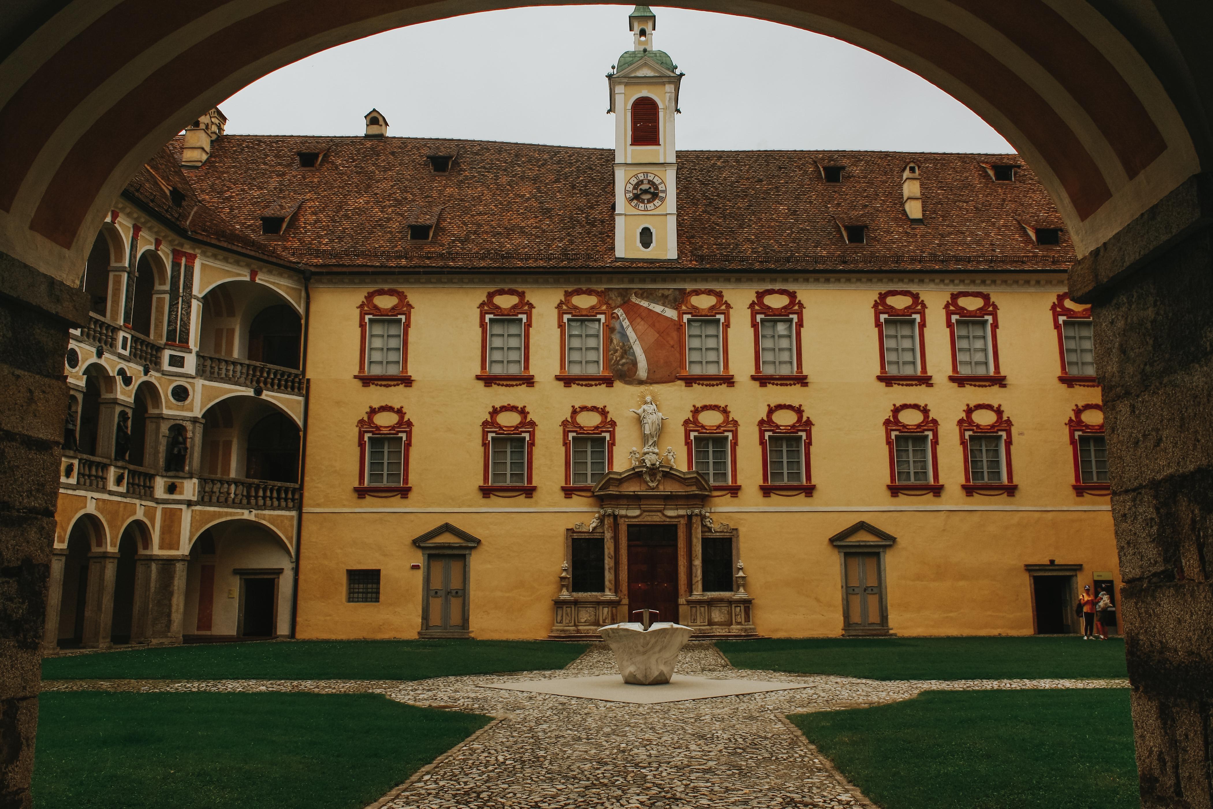Cosa vedere a Bressanone: Hofburg, il Palazzo Vescovile con il Museo e l'Archivio Dioceesano